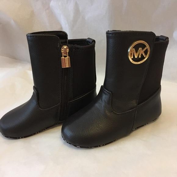 Brown Designer Michael Kors Baby